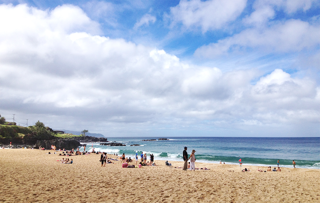 Waimea Bay – Roadtrip in Oahu, 8 epic stops