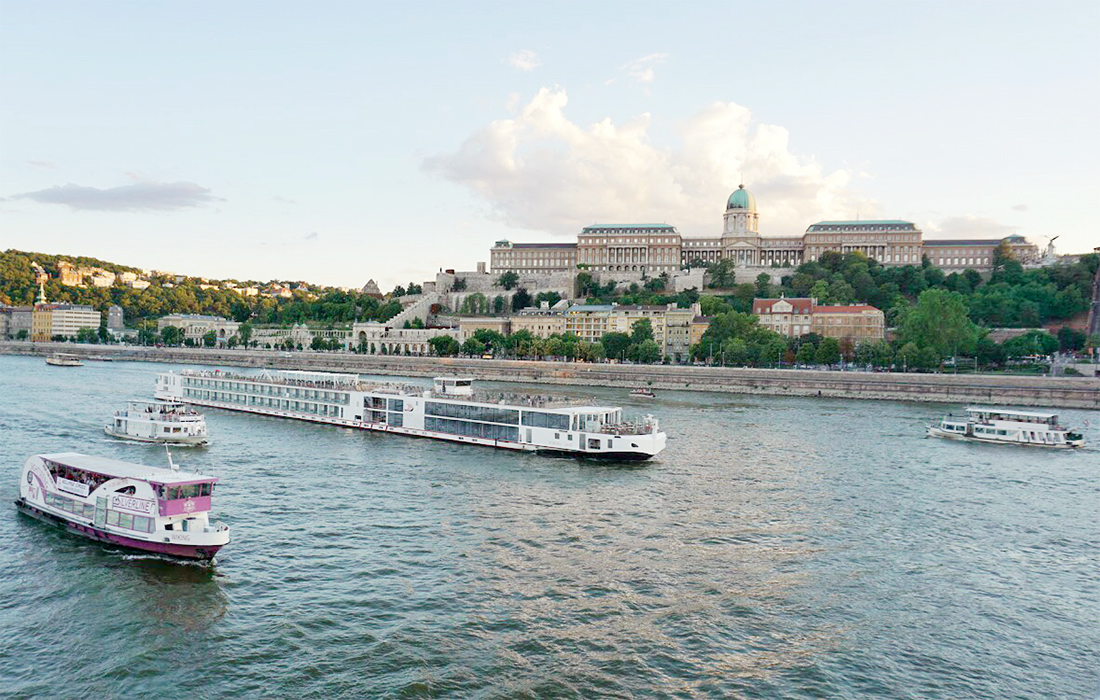 The Buda Castle and the Danube river – Travel guide, 1 day in Budapest