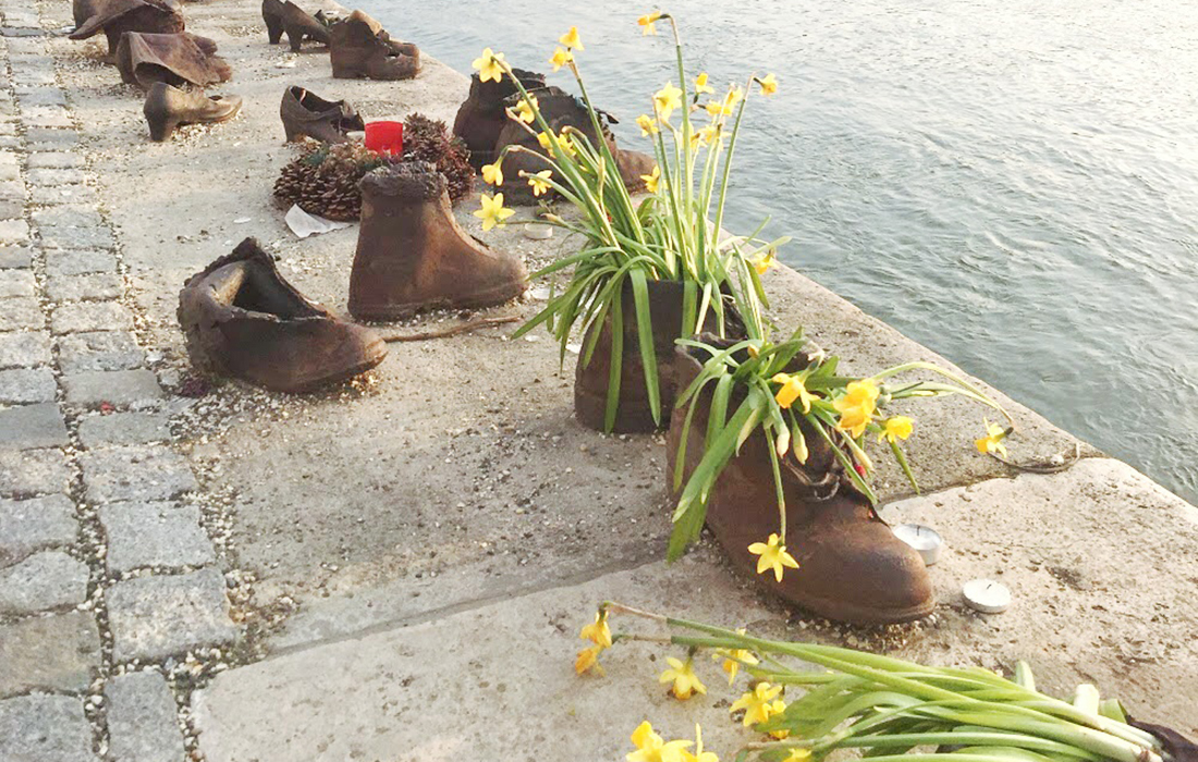 Shoes on the Daube Bank – Travel guide, 1 day in Budapest