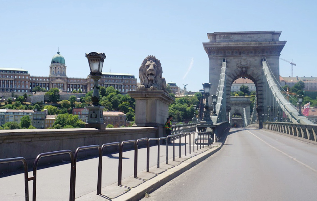 The Buda Castle and Chain Bridge – Travel guide, 1 day in Budapest