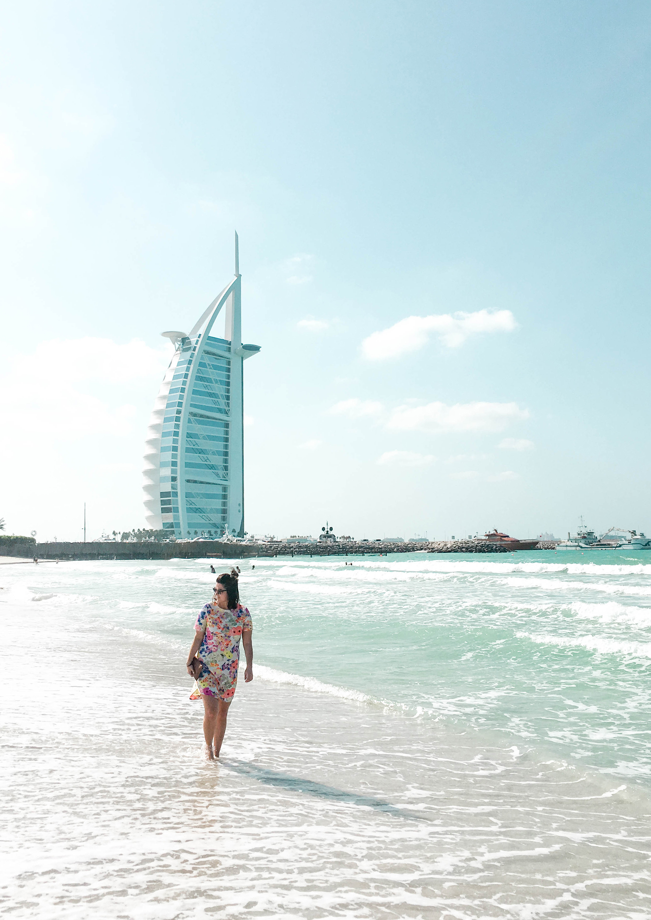 1 day in Dubai – Burj Al Arab