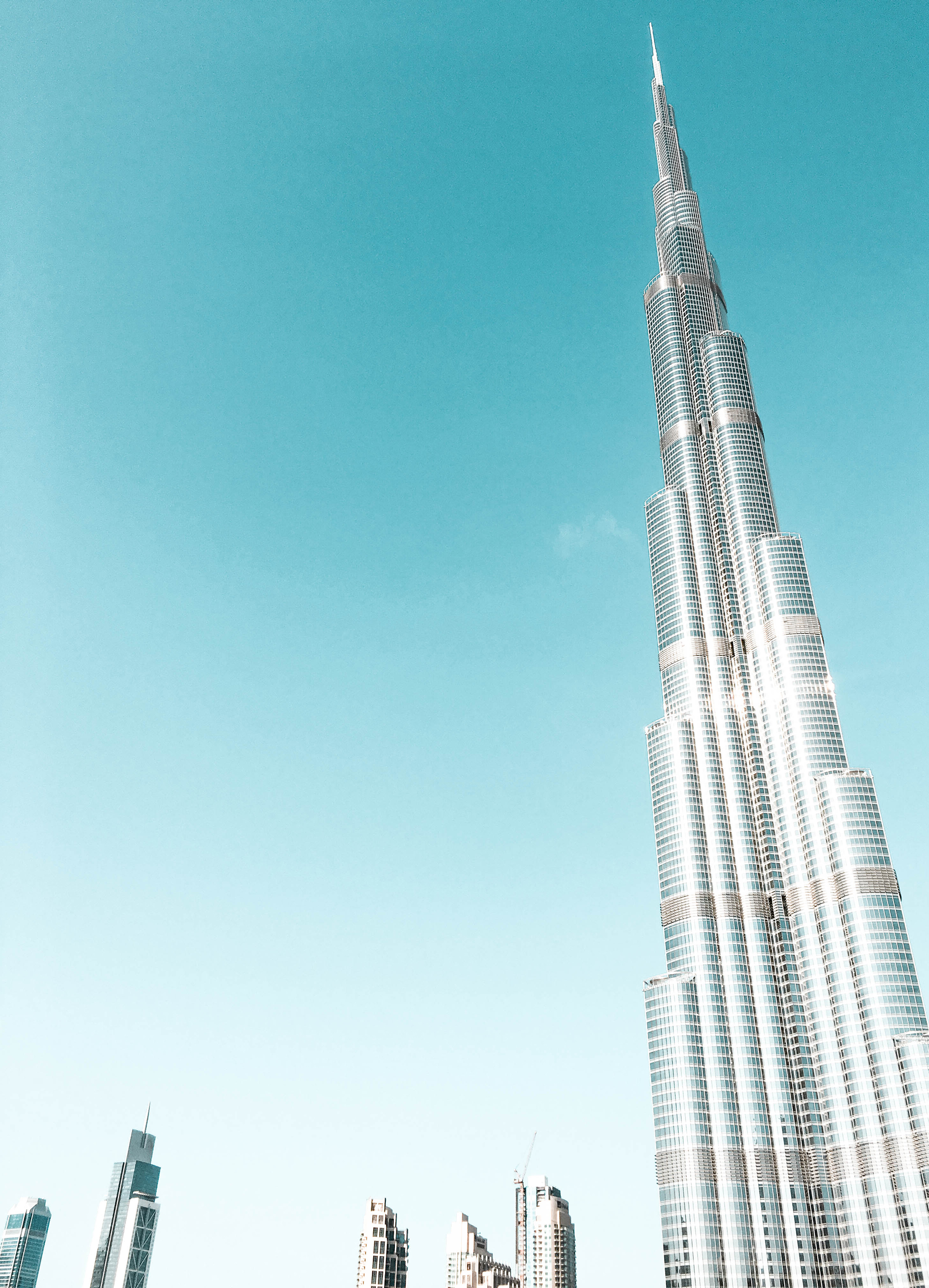 1 day in Dubai – Burj Khalifa