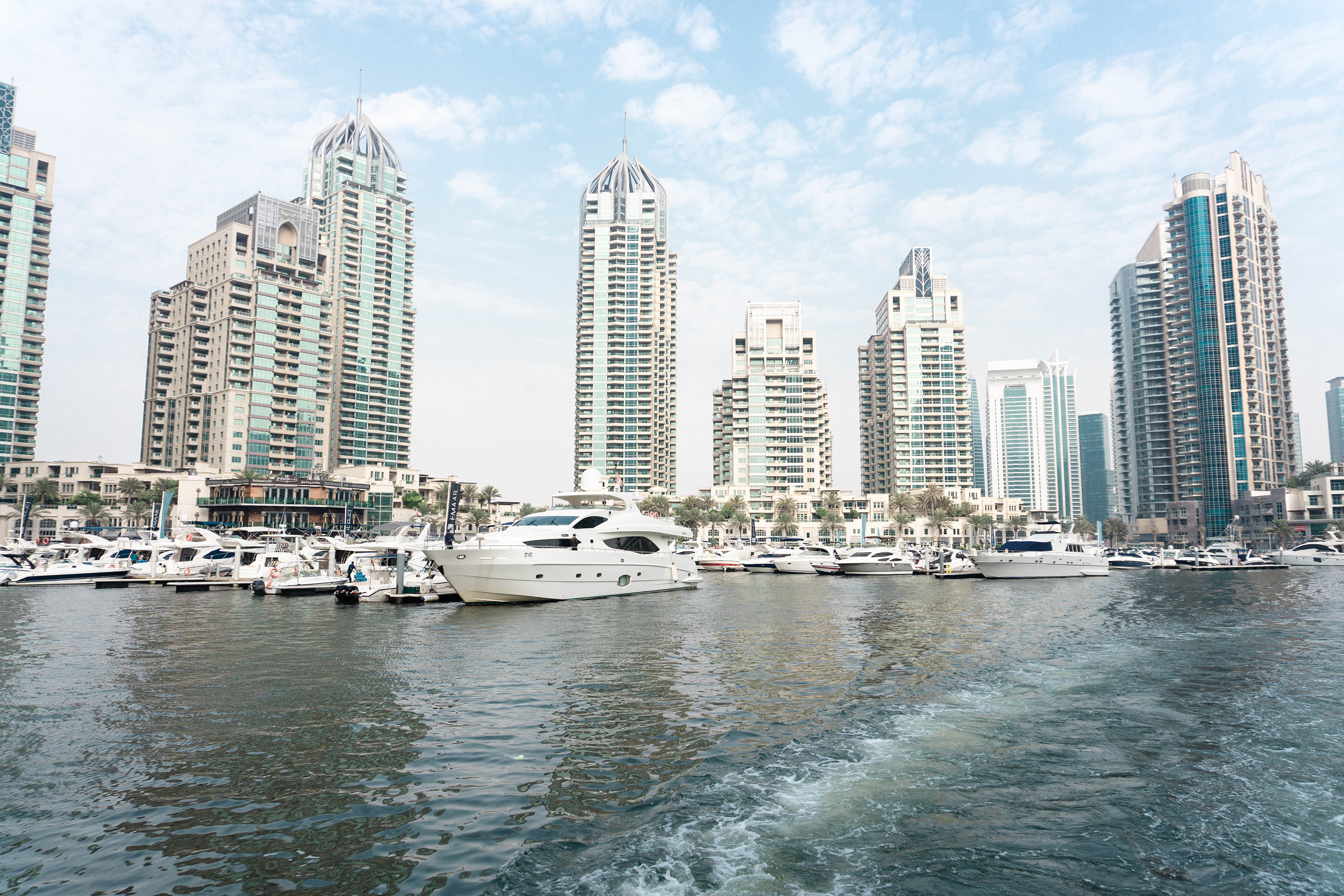 1 day in Dubai – Dubai Marina
