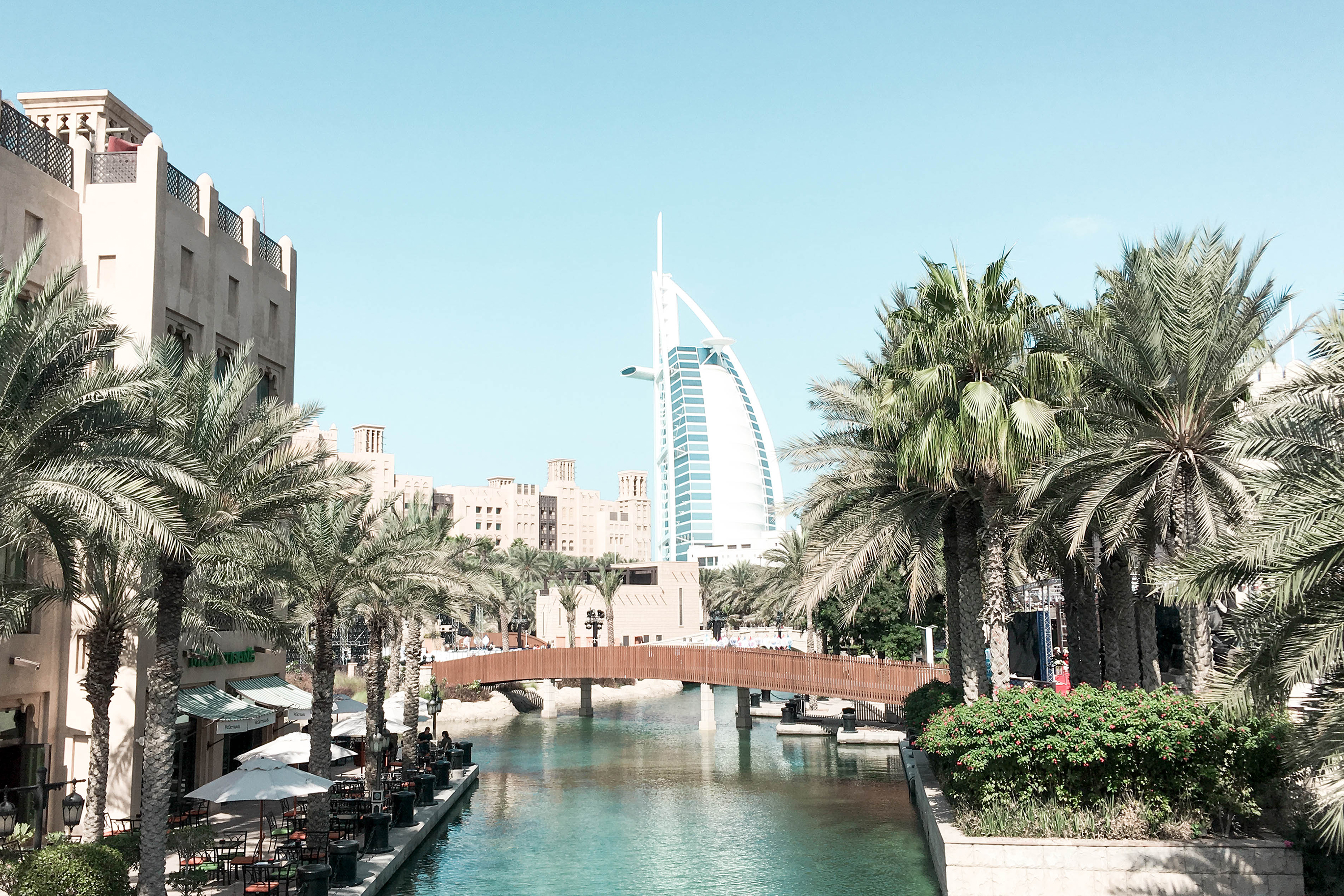 1 day in Dubai – Jumeirah Medinat